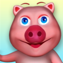 Talking Pig Oinky - Funny Pigs Game for Kids