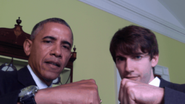 President Obama invited Tumblr to the White House for questions and GIFs