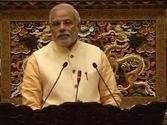 Narendra modi addresses bhutan parliament, india's strength is necessary