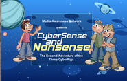 CyberSense and Nonsense: The Second Adventure of the Three CyberPigs