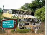 Middle Percy Island , Great Barrier Reef