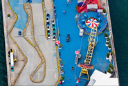 Aerial Photos of Theme Parks by Alex S. MacLean in The Playbook