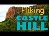 Hiking up Castle Hill in Townsville, Queensland, Australia