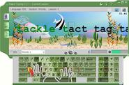 Free typing tutor online with free typing lessons.