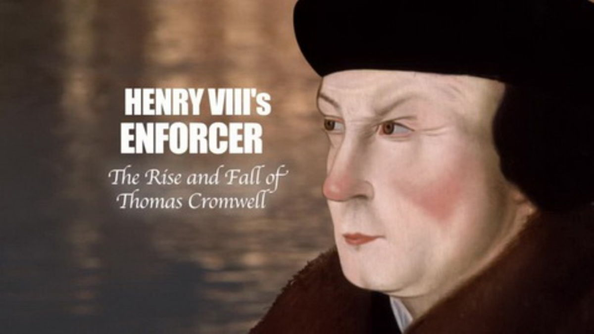 Headline for Books featuring Thomas Cromwell
