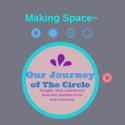 Our Circle Journey Making Space, Thoughts, Ideas to share with you