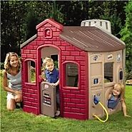 Top 10 Outdoor Playhouses 2016