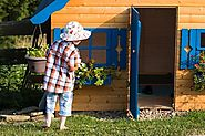 Best Outdoor Playhouses 2016