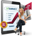 Get Paid Surveys - Take Free Online Paid Surveys for Money