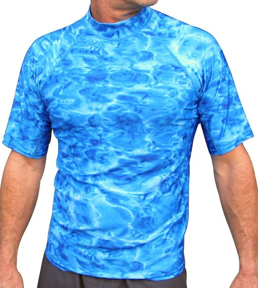 Headline for Best Swim Shirts for Men - UV Sun Shirts Reviews