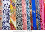 Colourful Sarongs