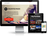 X | The Ultimate WordPress Theme 2014