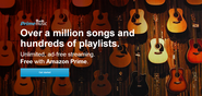 Amazon's New Music Streaming Service Not Exactly Ready For 'Prime' Time