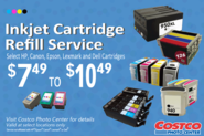 Costco Photo Center: Inkjet Refill Center