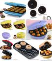 Best Donut Makers In 2014- Tasty Treats By Sunbeam Mini Doughnut Maker Set