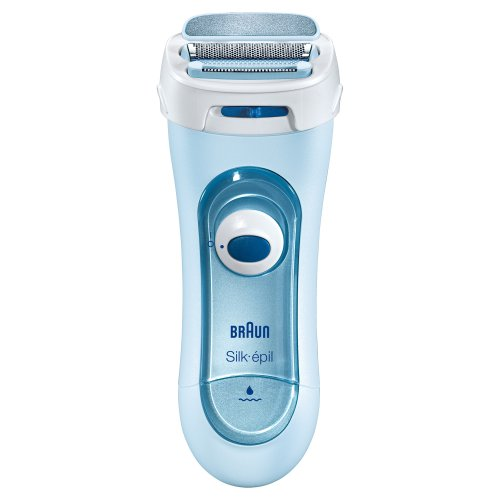 Headline for Best Electric Shavers for Women In 2014- Braun Silk Epil Female Lady Shaver Ls5160wd
