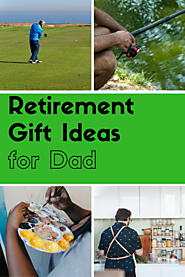 Retirement Gifts for Dad - Kims Five Things