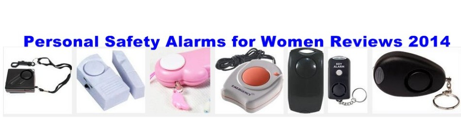 Headline for Best Personal Safety Alarms for Women 2014