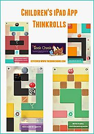 Children's iPad App, Thinkrolls