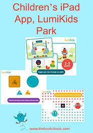 Children's iPad App, LumiKids Park