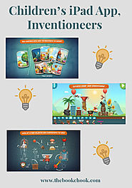 Children's iPad App, Inventioneers