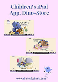 Children's iPad App, Dino-Store