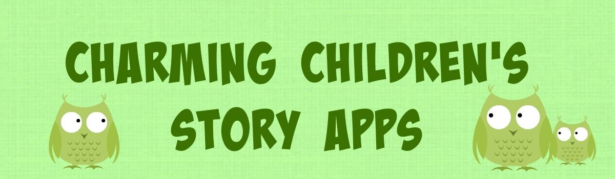 Headline for Charming Children's Story Apps