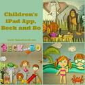 Children's iPad App and Giveaway, Beck and Bo