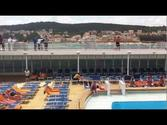 MSC Armonia in Argostoli ( Greece )
