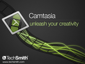 Camtasia - Capture, Edit, & Share your ideas with the world using Camtasia Studio