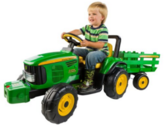 Battery Operated Tractor Ride On Toys | Best Outdoor Toys