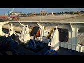 Ferry ride from Brindisi (Italy) to Patras (Greece)