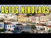 Disccover Agios Nikolaos And Its Surroundings - Crete Greece