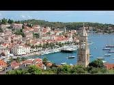 Travel Croatia - Visiting the Town of Hvar