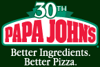 Papa John's Franchise Opportunities