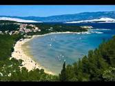 Paradise Beach Rab Croatia travel pictures