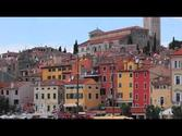 Travel Croatia - Visiting the Town of Rovinj