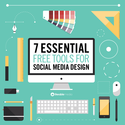Social Media Design | Free Tools | Social Media Today