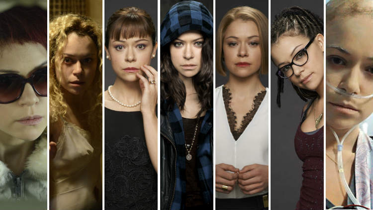 Headline for Who's your favourite clone from Orphan Black?
