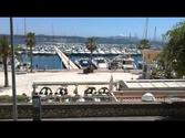 A scenic walk from Sanary France to Bandol France