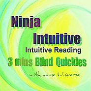 INTUITIVE READING 3 MINS BLIND QUICKIES NOV 30th 2015