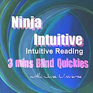 INTUITIVE READING 3 MINS BLIND QUICKIES DEC 7th 2015