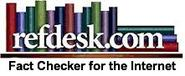 Reference, Facts, News - Free and Family-friendly Resources - Refdesk.com