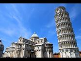 Walking Tour of Pisa, Italy