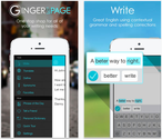 After Selling Its Personal Assistant App To Intel, Ginger Doubles Down On Improving Your Writing