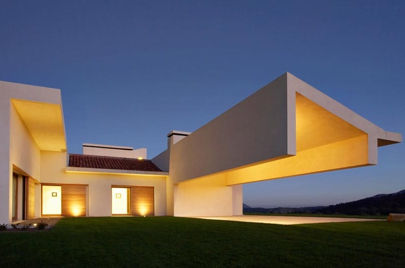 Headline for MODERN ARCHITECTURAL HOMES