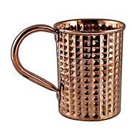 Authentic Moscow Mule Copper Mugs