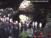 Lanzarote, Cueva de los Verdes, Jameos del Agua, Canary Islands - Spain Travel Channel