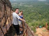Climb The Sigiriya Rock