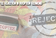 Finding Happiness in Spite of Adoption Reunion Issues